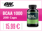 BCAA 1000 - 200 Caps