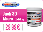 Jack3d MICRO 146 g
