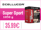 SUPER SPORT ISOLATED WHEY PROTEIN 1090 g