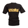 CAMISETA NEGRA GRENADE