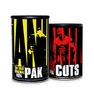 ANIMAL PAK 44 Packs + CUTS  42 Packs