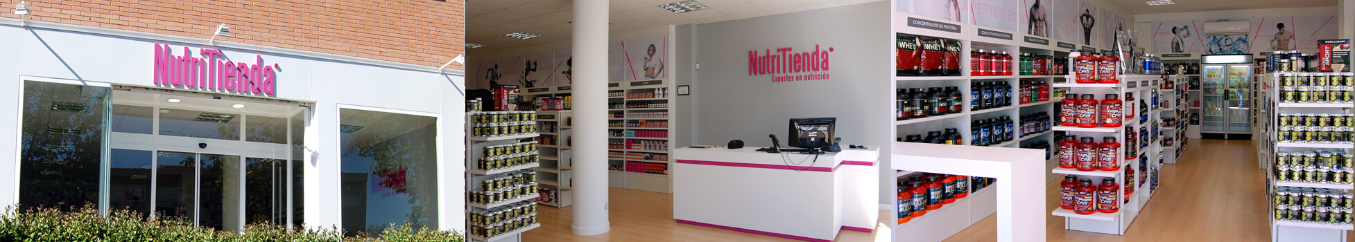 Visita nuestras tiendas físicas